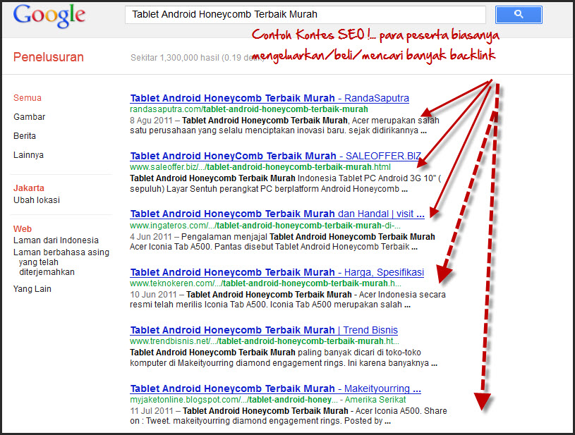 Tips SEO jasa SEO cari backlink